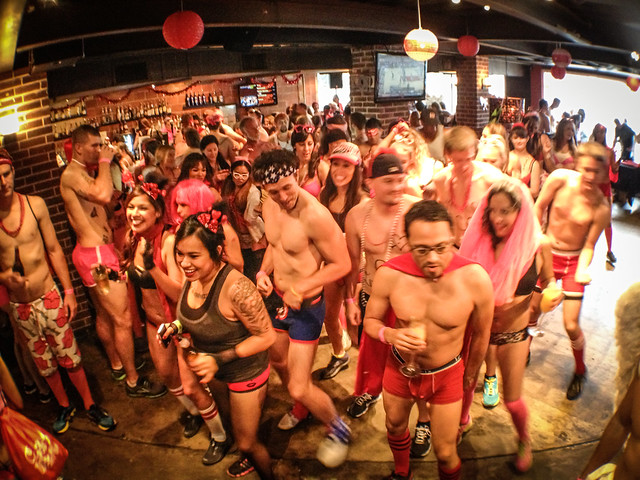 Cupid's Undie Run Austin-13