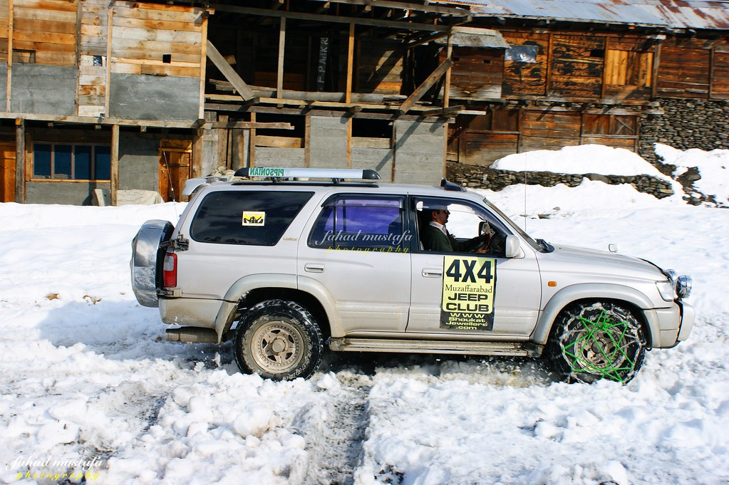 Muzaffarabad Jeep Club Neelum Snow Cross - 8470959959 210274d43a b