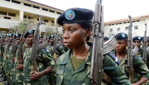Military forces from the Southern African Development Community (SADC) will be deployed throughout the eastern Democratic Republic of Congo. by Pan-African News Wire File Photos