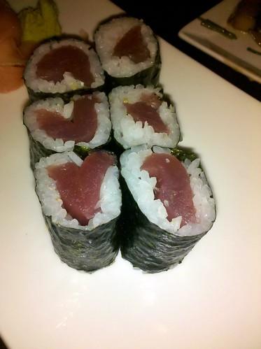 Valentine's Sushi