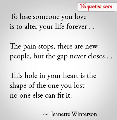 Quotes About Losing Someone You Love Tumblr : Square (150 150) Small (232 240) Original (400 413) View all ...