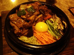 meal, hot pot, meat, bibimbap, food, dish, cuisine, chinese food, nabemono,