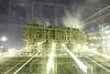 工場夜景ズーム