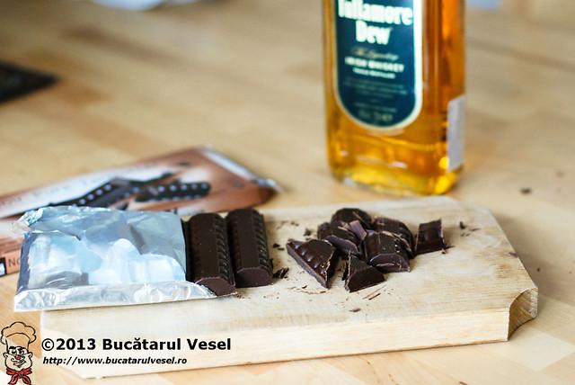Chocolate brownie - the beginning