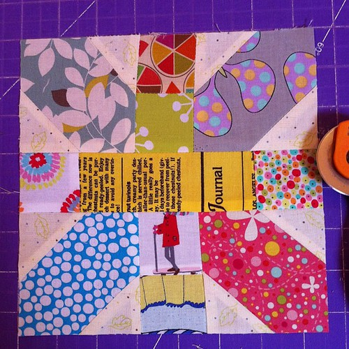 True scrap quilt by Scrappy quilts