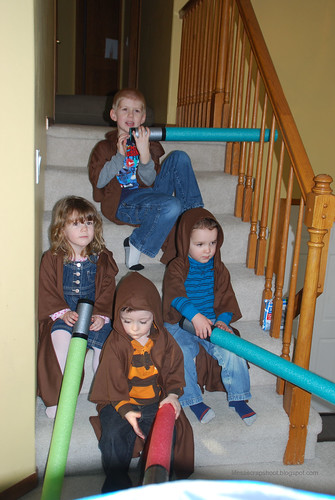 The Young Jedi's