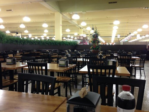 Food Court at BHFM