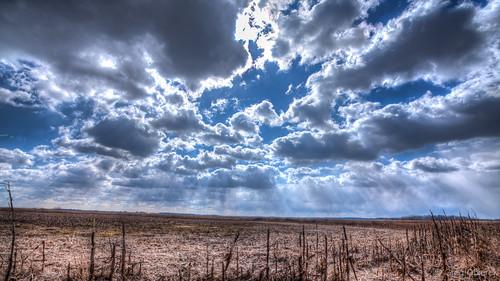 sky nature clouds landscape delaware sunrays hdr photomatix photomatixpro abigfave dnrec augustinewildlifearea delawaredivisionofnaturalresources delawaredivisionoffishandwildlife