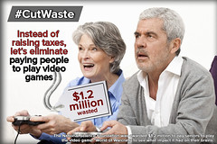 Cut Waste: Pay to Play