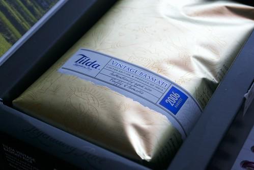 Tilda vintage pack basmati rice