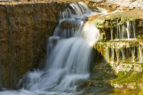 waterfall texas roundrock brushycreek williamsoncounty