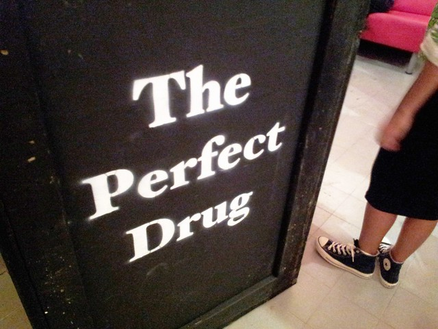 The Perfect Drug® - A solo exhibition by Ben Frost
