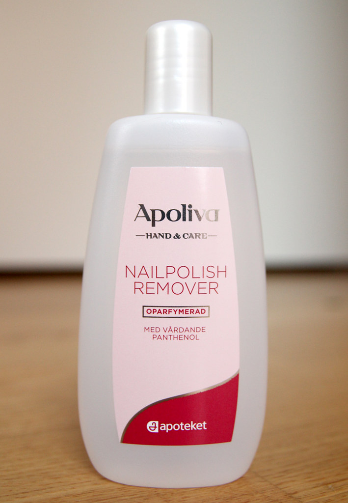 apoliva nailpolish remover