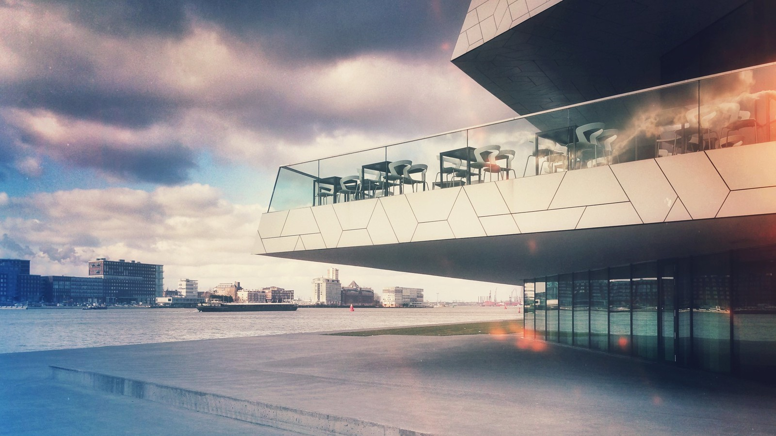 EYE, The New Filmmuseum