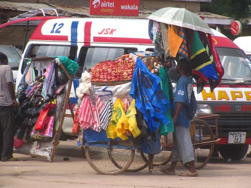 streetvendor daladala underemployment mtwara