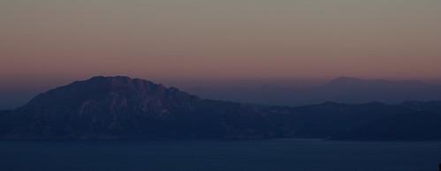 sunrise amanecer morocco rif jebel jbel straitofgibraltar djebel estrechodegibraltar جبل جبال موسى jebelmusa جبلموسى djebelmusa rifrange jbelmusa الريف