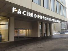 Zu Besuch an der FHS St. Gallen