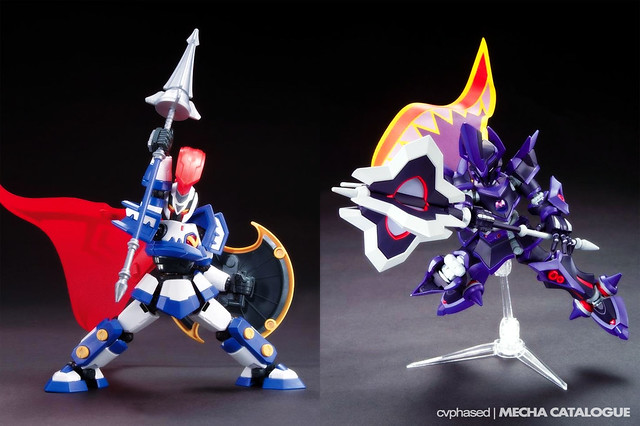 Hyper Function LBX Achilles & LBX The Emperor