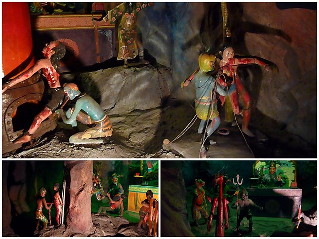 Ten Courts of Hell at Haw Par Villa