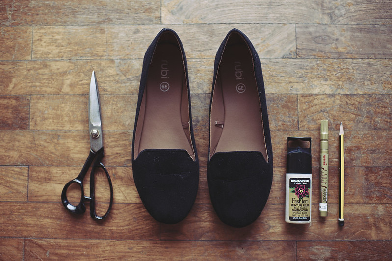 Party. Music. Love. Sarcasm.DIYCHARLOTTE OLYMPIA KITTY FLATS