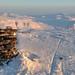 4000 foot Inukshuk
