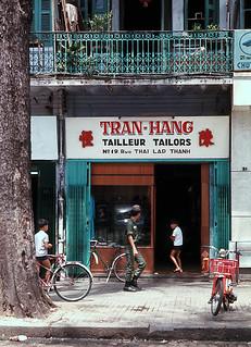 Saigon 1969 - Đường Thái Lập Thành, nay là Đông Du