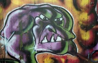 Christiania Murals, 1994