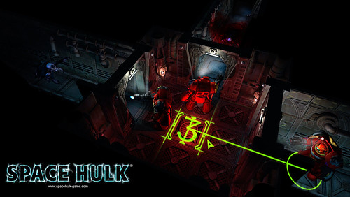 Space Hulk First Ingame Screenshot Tactical Camera