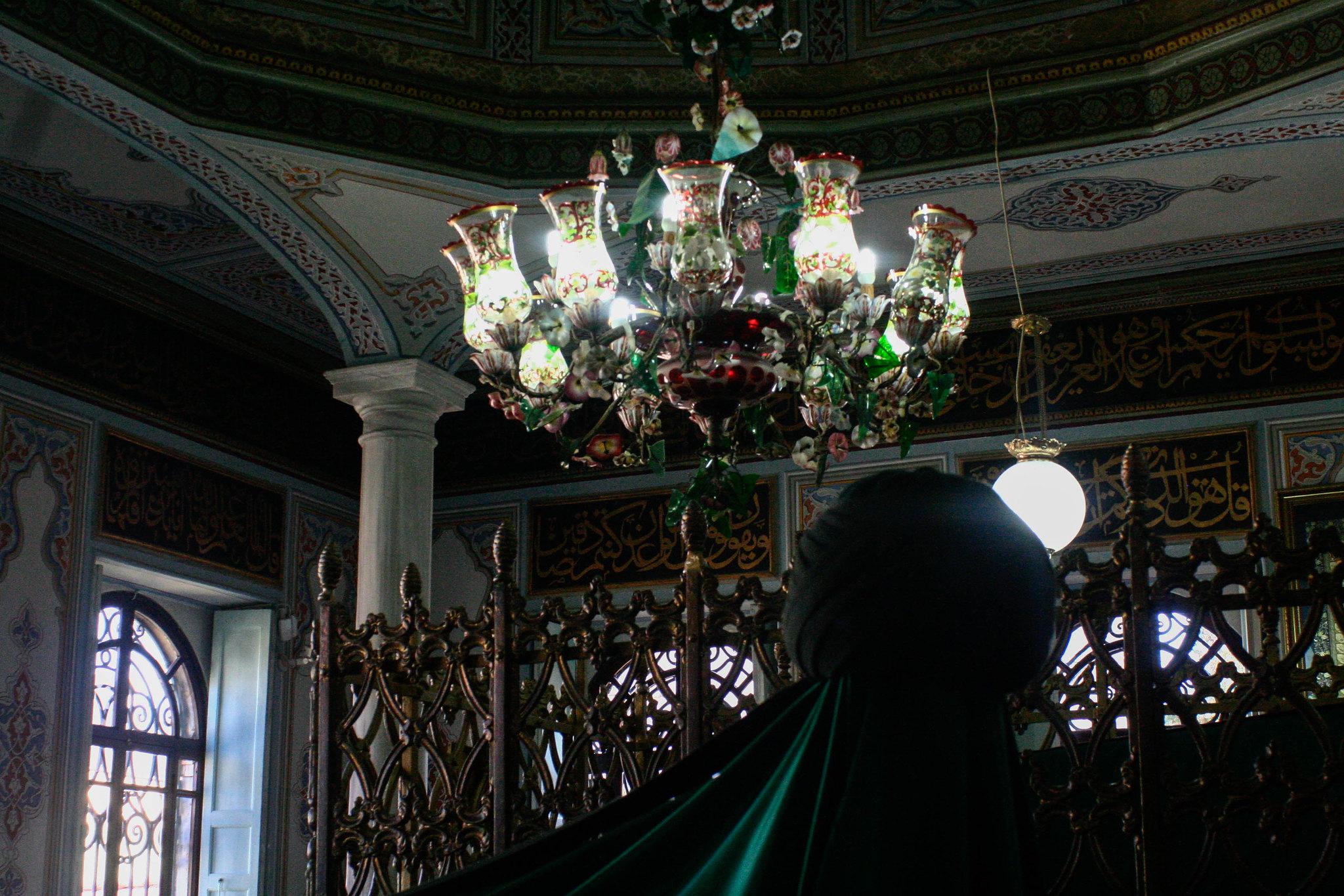 The Tomb of Aziz Mahmud Hüdayı