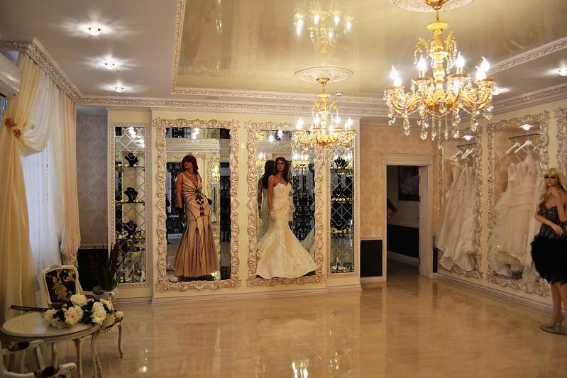 Салон White Rose > Фото из галереи `Фотографии интерьера салона`