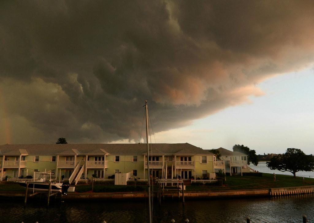 Thundering In