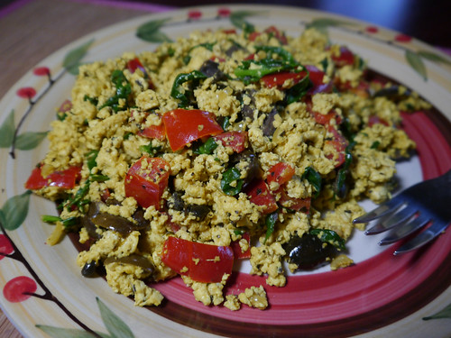 2013-03-06 - Greek Tofu Scramble - 0005