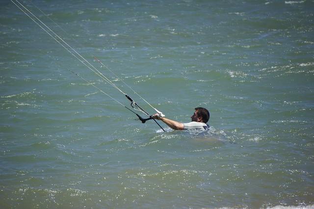 Kiting in Playa Copal, Costa Rica 32