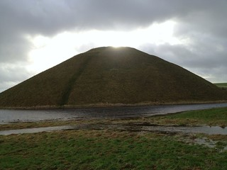 Silbury flood