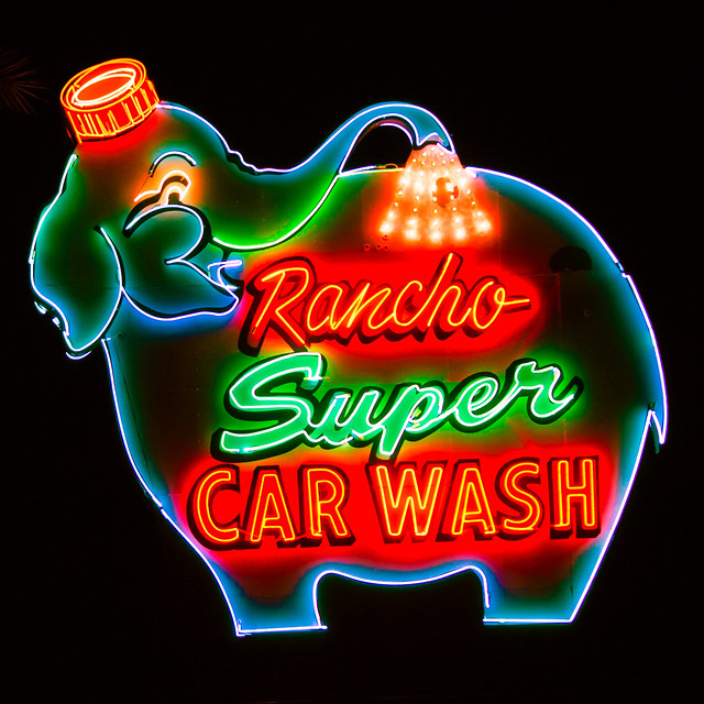 Riverside County Neon