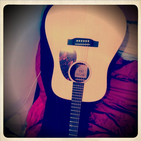 I have a new guitar!!!