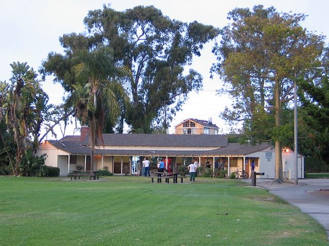 Lake Park Clubhouse Huntington Beach Documenting