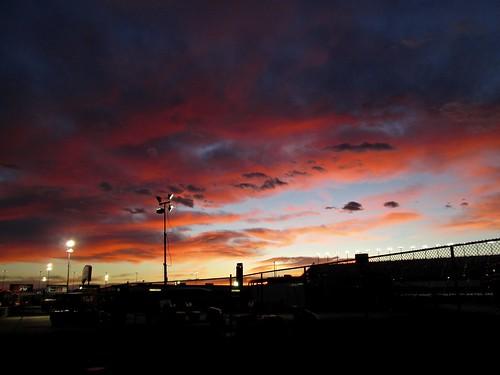 3.9 - Speedway Sunset