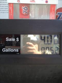 $4 full tank