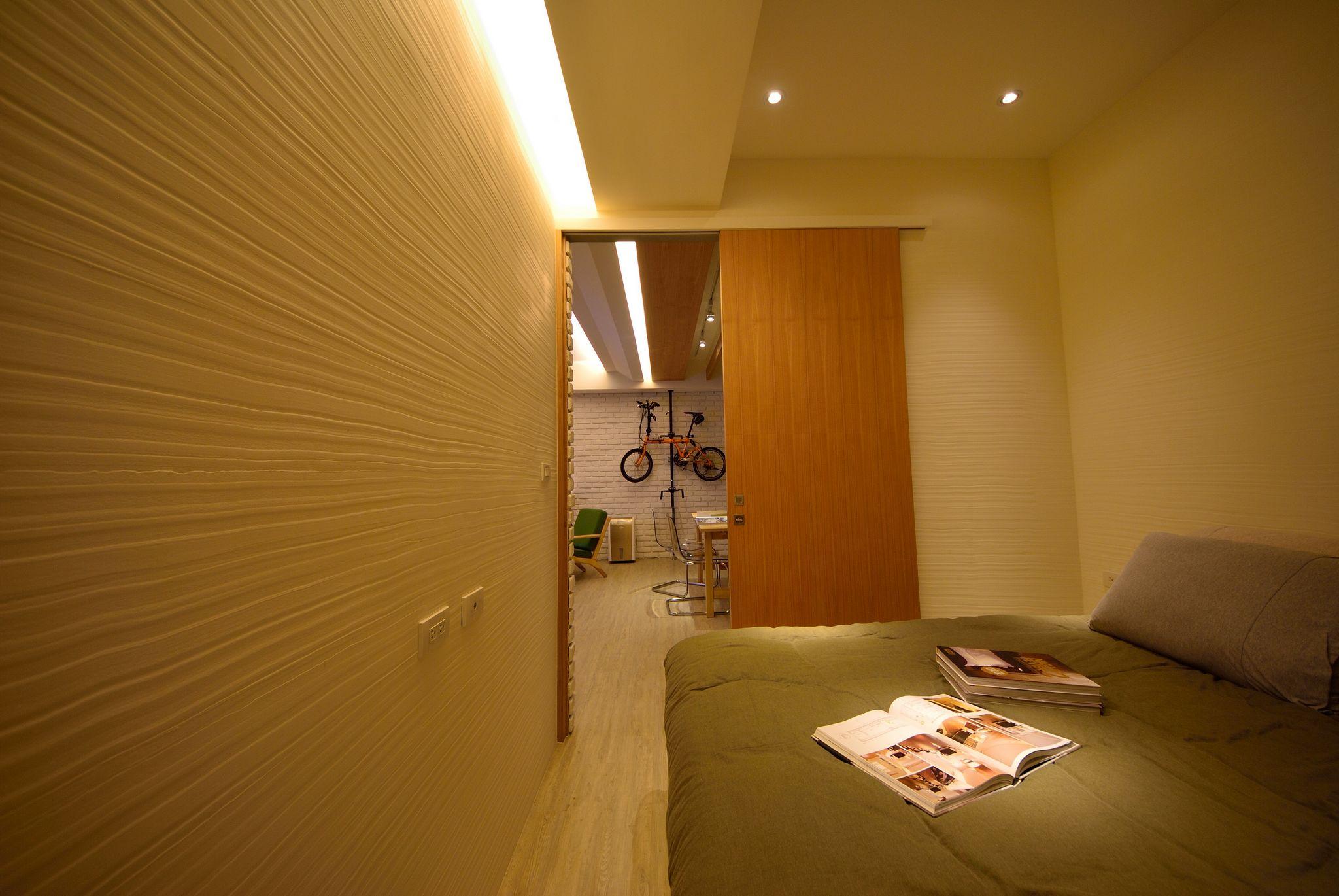 住宅設計-美式loft風房間