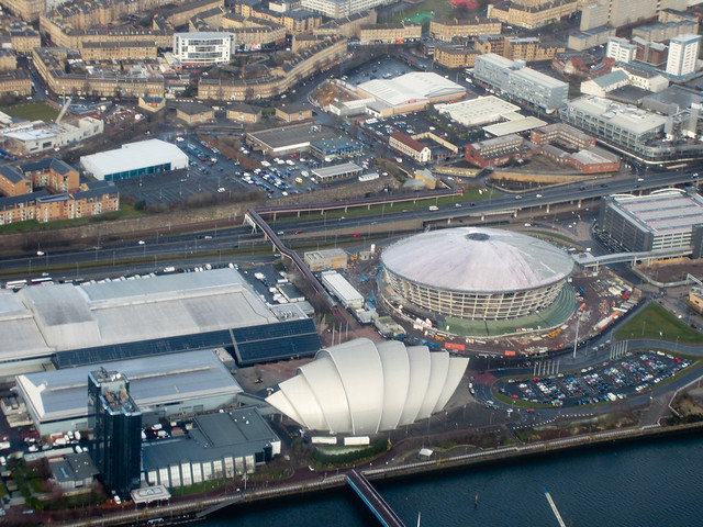 Glasgow Helicopter Flight  Flickr  Photo Sharing