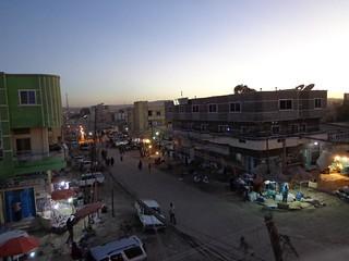Centro de Hargeisa na Somalilandia