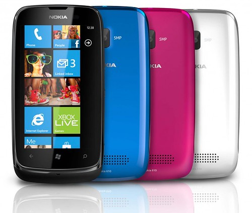 Nokia Lumia 610: Smartphone Low Cost con Windows Phone