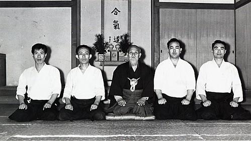 Ueshiba-kishomaru-tohei-tada-noro