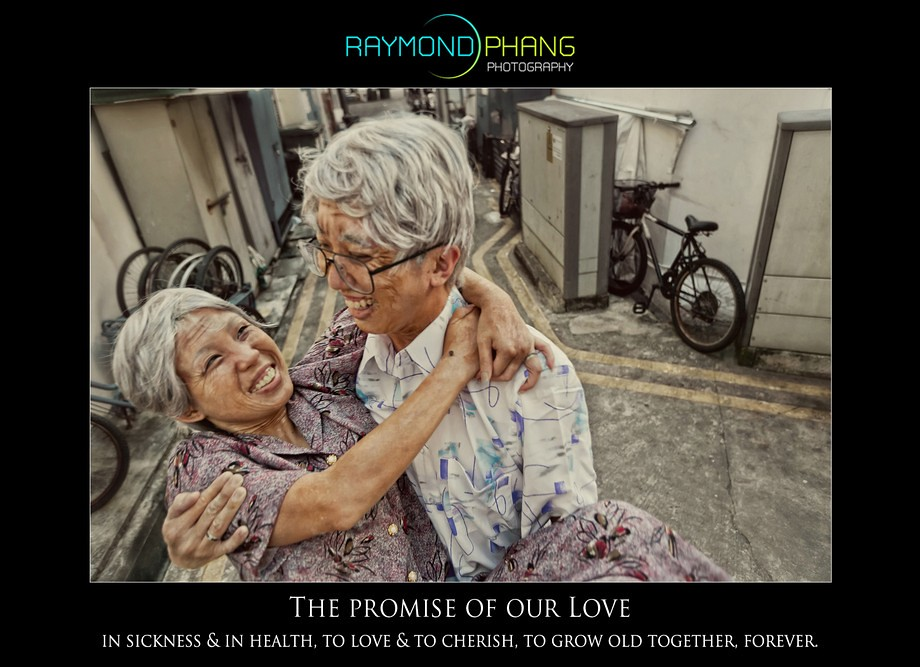 Conceptualised-pre-wedding by Raymond Phang Photography
