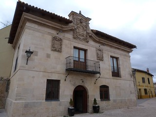 Concejo Hospedería (Valoria la Buena, Valladolid)
