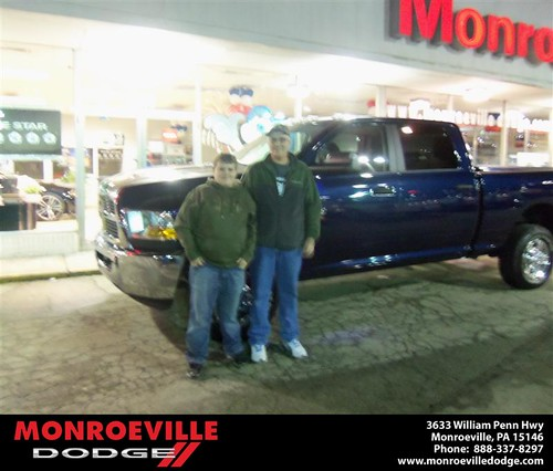 Happy Birthday to Marty Goss! by Monroeville Dodge