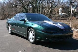2003 Chevy Monte Carlo
