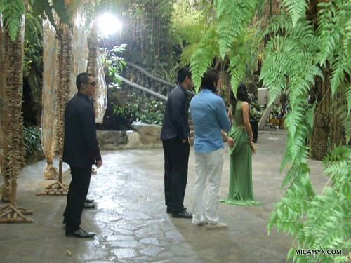 The Bride and the Lover Last Taping Day