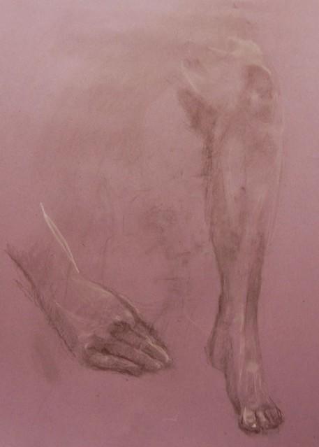 Hand and Leg